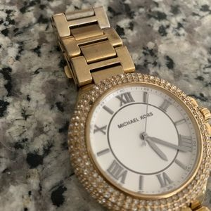 Michale Kors Gold Watch